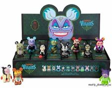 "NEW Disney Store Villains Vinylmation 3"" Mickey Figure Sealed Blind Box Series 1"