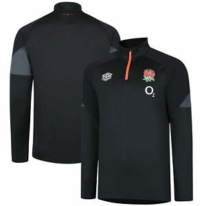 England Rugby Mid Layer Top - Mens