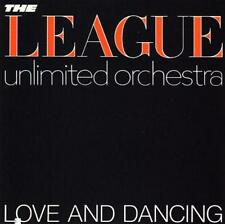 HUMAN LEAGUE UNLIMITED ORCHESTRA ( NEW SEALED CD ) LOVE AND & DANCING REMASTERED