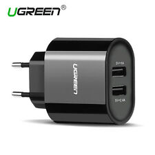 Ugreen USB Charger Travel Wall Charger Adapter Phone Charger for iPhone Samsung
