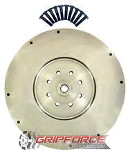 "GF 13"" SOLID FLYWHEEL FOR 05-10 DODGE RAM 2500 3500 5.9L 6.7L CUMMINS"