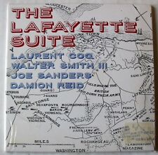 LAURENT COQ  WALTER SMITH III (CD) THE LAFAYETTE SUITE - NEUF BLISTER