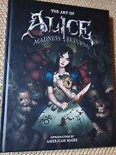 THE ART OF ALICE MADNESS RETURNS | dark horse books