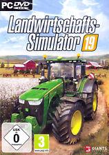 Landwirtschafts Simulator 2019 / 19 PC NEU, super Weihnachtsgeschenk! LWS 19