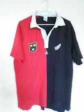 Vintage Rugby Jersey Adidas Munster v New Zealand All Blacks 1978 12-0 rare M