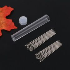 20pcs Large Eye Sewing Needles Hand Needle for Embroidery Darning Tapestry 5 6cm
