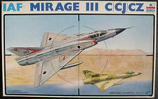 ESCI 4047-IAF Mirage III C CJ CZ - 1:48 - modèle d'avion kit-Model Kit