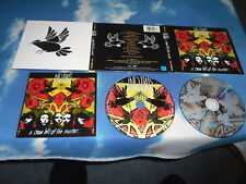 INCUBUS - A CROW LEFT OF THE MURDER CD/DVD