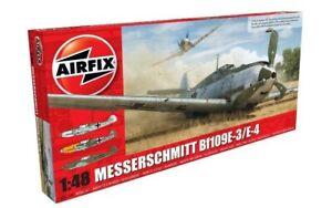Airfix Messerschmitt BF109E-4 Model Kit