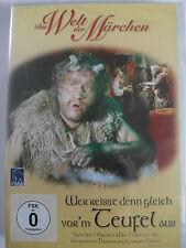 Wer reißt denn gleich vorm Teufel aus - DEFA Märchen - Hanjo Hasse, Rolf Ludwig