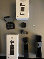 DJI Osmo Pocket + original Zubehör komplett neuwertig mit RG Saturn und Amazon