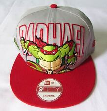 NEW ERA CAP HAT 9FIFTY TEENAGE MUTANT NINJA TURTLES RAPHAEL SNAPBACK TMNT