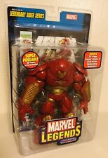 New Marvel Legends Legendary Rider Series Hulk Buster Iron Man Toy Biz 36pts