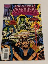 The Secret Defenders #11 January 1994 Marvel Comics