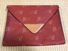 Auth Louis Vuitton Document CUP 1995 case Porch Briefcase  Bag