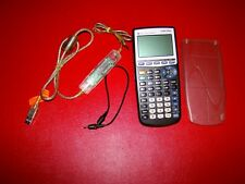 Texas Instruments TI-83-PLUS Silver Edition Graphing Calculator USB Link Cable