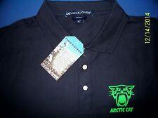 Arctic Cat Saber Racing Screen Printed Devon and Jones Herringbone