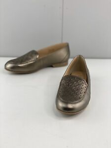 Easy Steps Gail Women's Casual Comfort Flat Shoes Size 37C Bronze