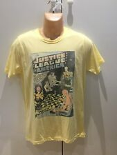 JUSTICE LEAGUE OF AMERICA SHIRT DC COMICS ORIGINALS / FLASH WONDER WOMAN BATMAN