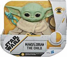 "Star Wars Mandalorian The Child ""Baby Yoda"" Talking Plush Toy"