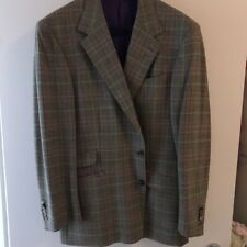 Paul Smith London lime checkered jacket