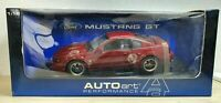 1/18 AUTOart 2004 FORD MUSTANG GT 40th Anniversary RED diecast car model