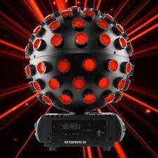 Chauvet Rotosphere Q3 Mirror Ball Simulator DJ Disco Club Stage LED Light Effect