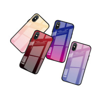 Tempered Glass Phone Case For Apple iPhone 11 Pro Max 6S 7 8 Plus X XS MAX XR