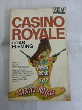 Casino Royale by Ian Fleming - Pan Books x232 - 27th Printing 1967