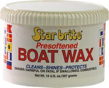 Starbrite Presoftened Boat Wax 397g - Boat Caravan Yacht Motorhome J29