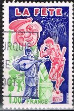 France Circus stamp 1988