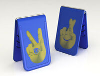 DOSH - ARTIST Zawada compact men's designer wallet