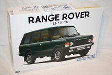 Range Rover '92 LH36D - 1:24 - Aoshima