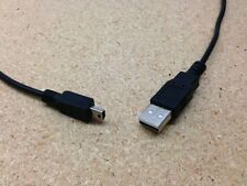 6FT CAMCORDER To PC USB DATA CABLE A-B MINI 5 PIN