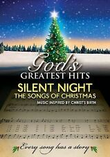 God's Greatest Hits: Silent Night - The Songs of Christmas (DVD, 2013)
