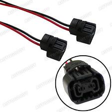 5202 H16 2504 PS24W Female Connector Wiring Pigtail Harness For Fog Light