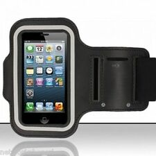 CUSTODIA FASCIA DA BRACCIO SPORT ARMBAND NERO IPHONE 4 4S 3G 3GS IPOD TOUCH
