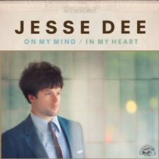 On My Mind/In My Heart - Dee,Jesse (2013, CD NEUF)