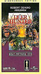 The Deer Hunter VHS 1978/1985 2-Tape Set DeNiro Streep Walken 19TH MCA Home Vide