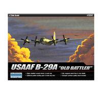 ACADEMY #12517 1/72 Plastic Model Kit USAAF B-29A OLD BATTLER