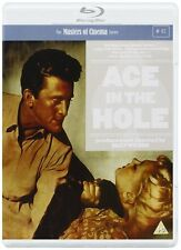ACE IN THE HOLE (Kirk Douglas)   - BLU-RAY + DVD  - REGION B UK