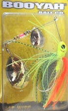 Booyah Hotwire Spinnerbait - 3/8oz - Fire Tiger, Bass Cod Perch Lure