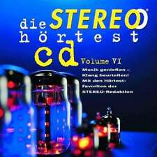 Die STEREO Hörtest CD Volume VI