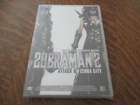 dvd zebraman 2 attack on zebra city un film de TAKASHI MIIKE