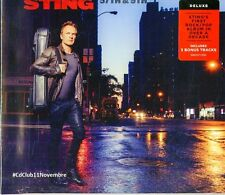 Sting - 57th & 9th CD Deluxe (new album/sealed)