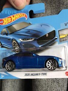 Jaguar F-Type 2020 Hot wheels Sports Car