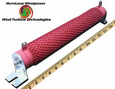 6.6 Ω 500 WATT 48 VOLT WIND GENERATOR & SOLAR RESISTOR DIVERSION DUMP LOAD RED
