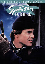 Spenser: For Hire - The Complete Second Season 2 (DVD, 2015, 5-Disc Set), New