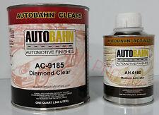 Autobahn Ac 9185 diamond clear coat  like finish1 FC720 urethane auto paint