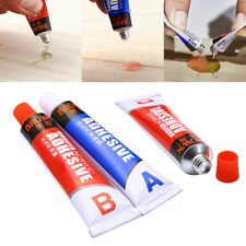 2pcs AB Modified Acrylic Adhesive Glue Shoe Goo Repair Tube Shoes Leather Rubber